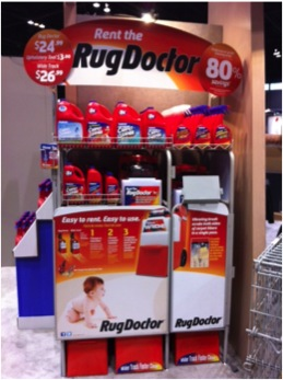 Rug Doctor Boston Rugats
